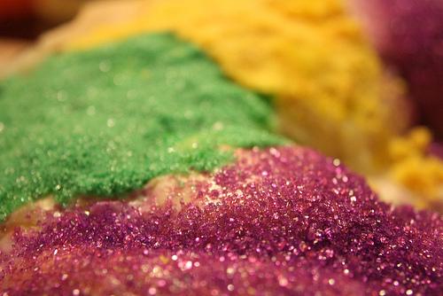New Orleans King Cake pic by smoorenburg via Flickr