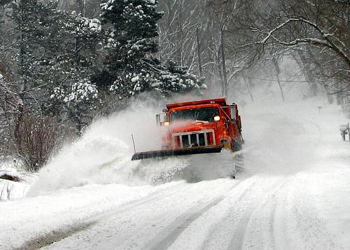 Kansas City Snowstorm 2013
